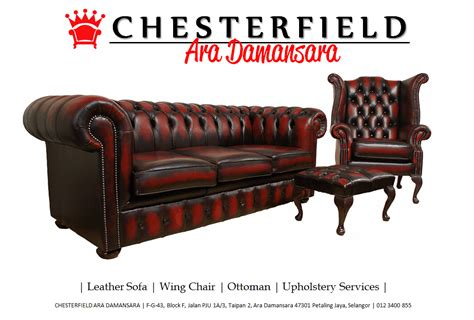 Sofa Kulit Chesterfield royale chesterfield sofa chesterfield kulit untuk hari raya aidilfitri