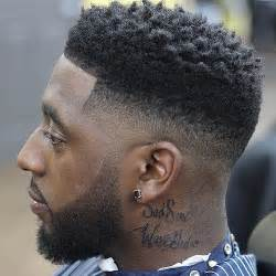 faded haircut for black 50 stylish fade haircuts for black men in 2017