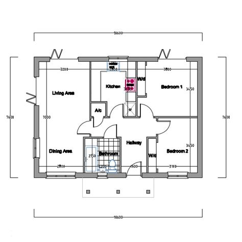 2828 ground floor plan kit ground floor plan vision development building plans 89026