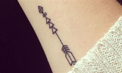 imagenes tatuajes flechas tatuajes de flechas te explicamos cu 225 l es su significado