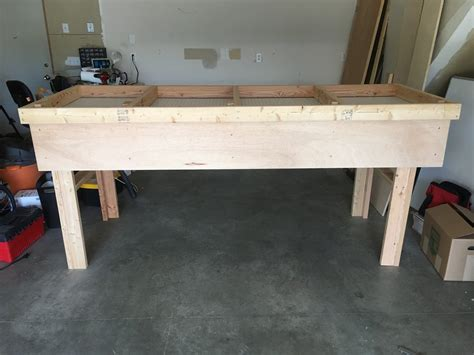 standing work bench standing work bench allwine designs