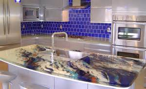 steel design the colorful countertop