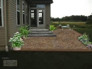 2d simple decorative concrete patio project 2 afteroption2
