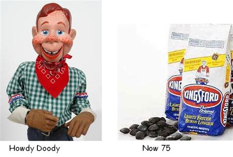 Howdy Affrs 2 by Stumptownblogger Howdy Doody Then Now