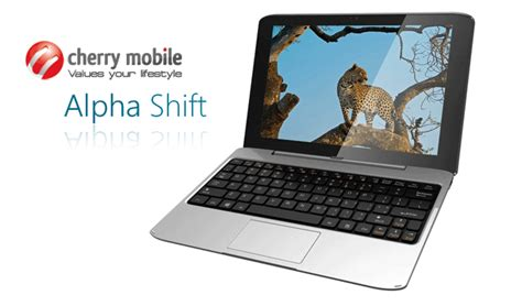 mobile alpha cherry mobile alpha shift intel powered 2 in 1 windows 8