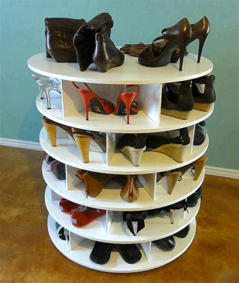 Spinning Shoe Rack by Spinning Shoe Rack New Room Ideas