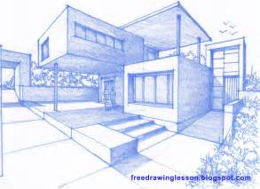 house to draw how to draw a house learn to draw