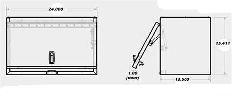 overhead cabinet 24 0 quot length single flip up door white