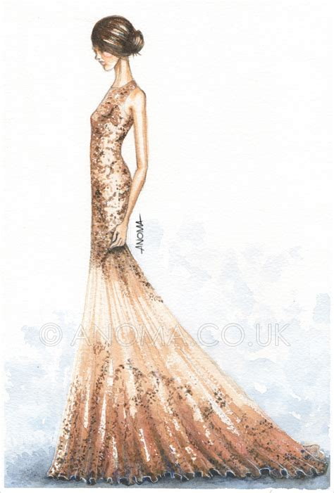 fashion illustration mcqueen anoma paleebut mcqueen fashion