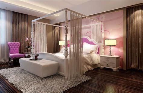 wallpaper kamar tidur nuansa coklat desain interior kamar tidur yang cantik rumah dan desain