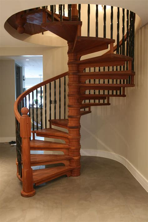 Wooden Spiral Stairs Design Wooden Spiral Staircases Spirals Castings