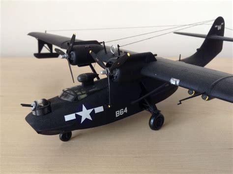 model catalina flying boat kit catalina pby 1 72 scale black cat scale model