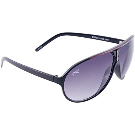 pug sunglasses for sale 801 pugs 100 uv mens retro aviator sporty 58 mm sunglasses black and frame