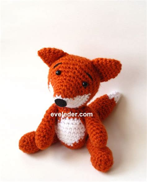 amigurumi fox 17 best ideas about fox pattern on felt fox
