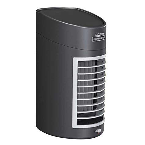 kool down evaporative air cooler portable saapni kool down evaporative cooler dc adapter jb7421