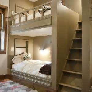 fabriquer lit mezzanine with bord de mer chambre d enfant
