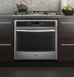 Gas Ovens And Cooktops Ge 174 30 Quot Built In Single Convection Wall Oven Jt5000sfss