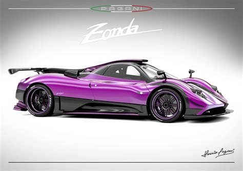 pagani zonfa marchettino the only official website pagani zonda 760lh