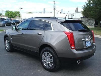 cadillac srx luxury package find used 2012 cadillac srx luxury package mocha steel