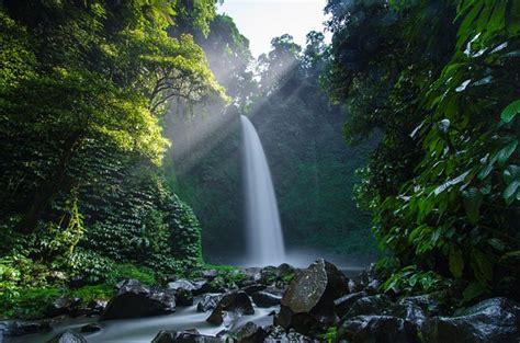 waterfall outings  bali  steps