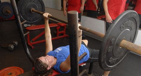 bench press tips tips for setting a record bench press stack