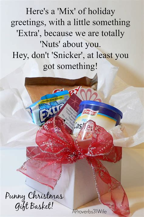 punny gifts for friends and neighbors