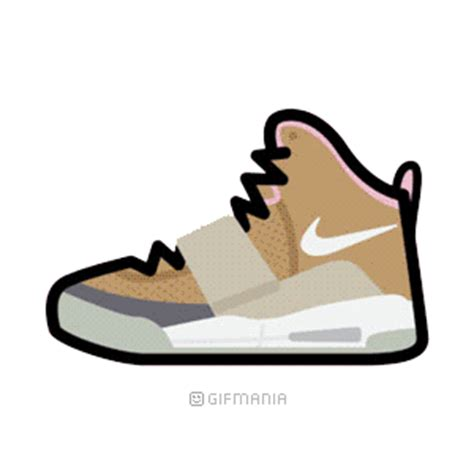 imagenes animadas de zapatos gifs animados de calzado deportivo gifmania