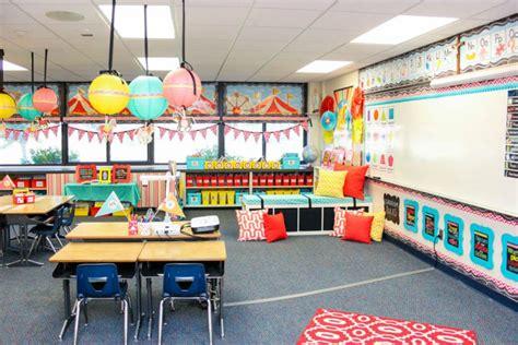 kindergarten teacher themes take a tour of my vintage circus kindergarten classroom