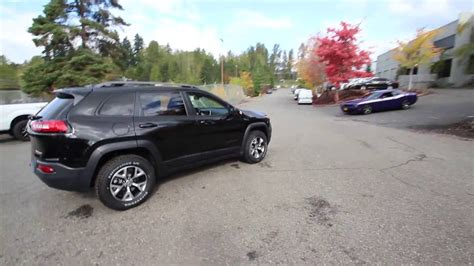 jeep compass trailhawk 2017 black 2017 jeep trailhawk black hw529909