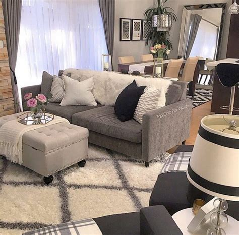 beautiful gray living rooms christmas decorating ideas home bunch interior design