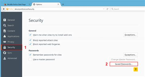 view web view saved password on web browsers linglom