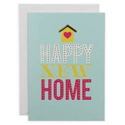 design your own new home cards happy new home card