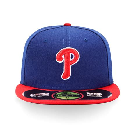 philadelphia phillies 59fifty authentic fitted performance