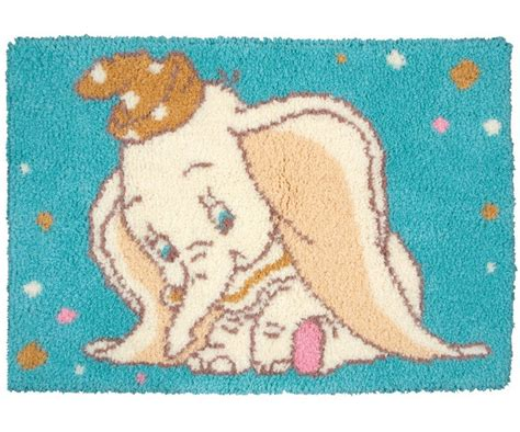 Elephant Latch Hook Rug Kits by Dumbo Rug Latch Hook Anchor Dpst902