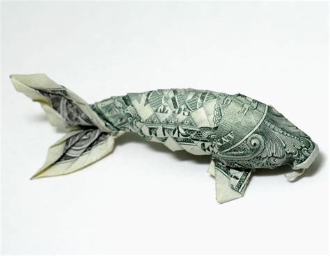 Origami Out Of A Dollar - amazing origami using only dollar bills 171 twistedsifter