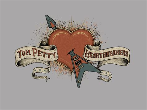 tom petty and the heartbreakers logo marq spusta