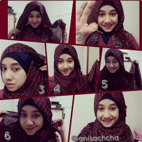 tutorial hijab pesta ala marshanda tutorial hijab turban ala artis tutorial hijab cantik