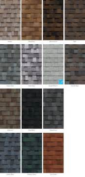 shingles colors 25 best ideas about shingle colors on home
