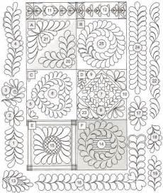 de 25 bedste id 233 er inden for machine quilting patterns p 229