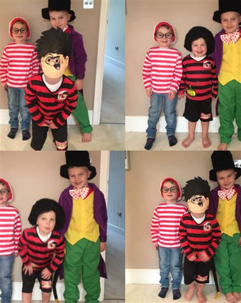 7 Of My Favourite Literary Characters by World Book Day Help Their Children Dress Up