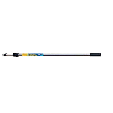 home depot paint pole wooster 4 ft 8 ft sherlock extension pole 00r0550000