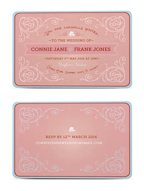 creating invitation indesign how to create a vintage wedding invitation in adobe indesign