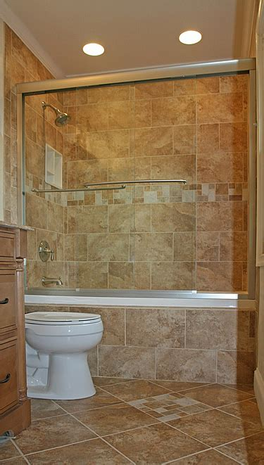 Tub Shower Ideas For Small Bathrooms by Small Bathroom Shower Ideas Home Garden Design