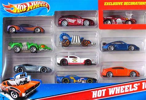 imagenes autos hot wheels reales set de 10 carros hot wheels de metal calidad aprovecha
