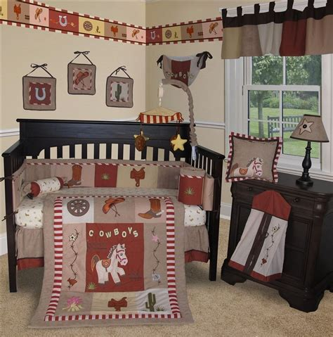 Cowboy Nursery Decor by Cowboy Themed Nursery Decor