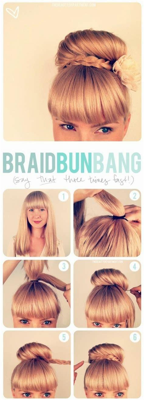 tutorial ikat rambut panjang 27 cara menata rambut panjang yang gang dan susah