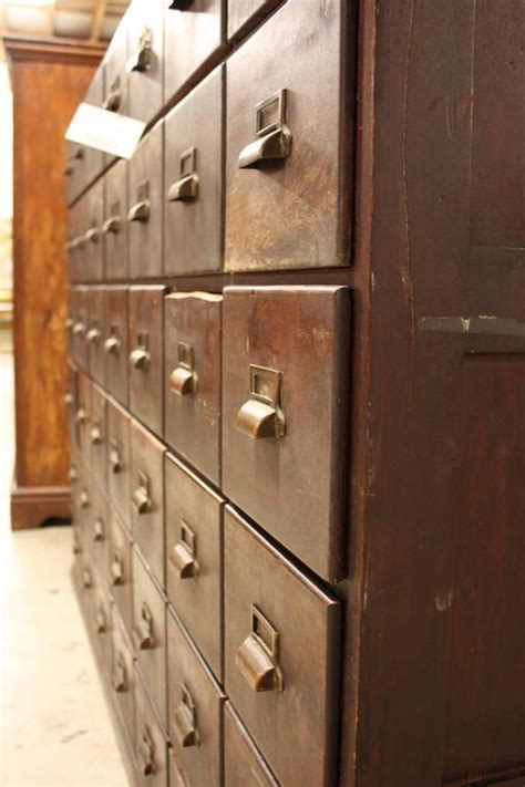 Multi Drawer File Cabinet at 1stdibs