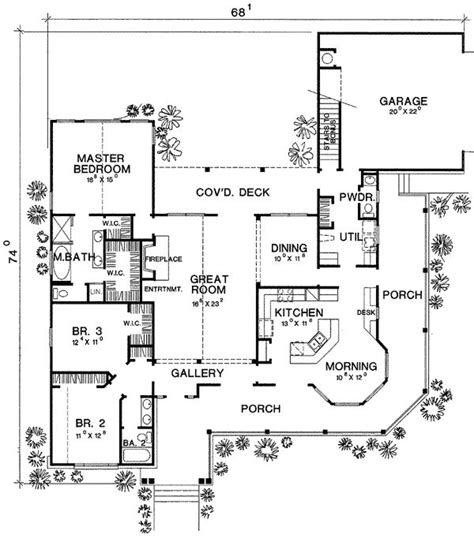 Single Floor House Plans With Wrap Around Porch by Sitting Pretty On A Porch