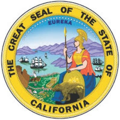 california state colors california complete embossers and replacement dies