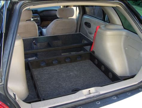 sw buggy seats shaggin wagon 2nd sw raised floor sub box rear